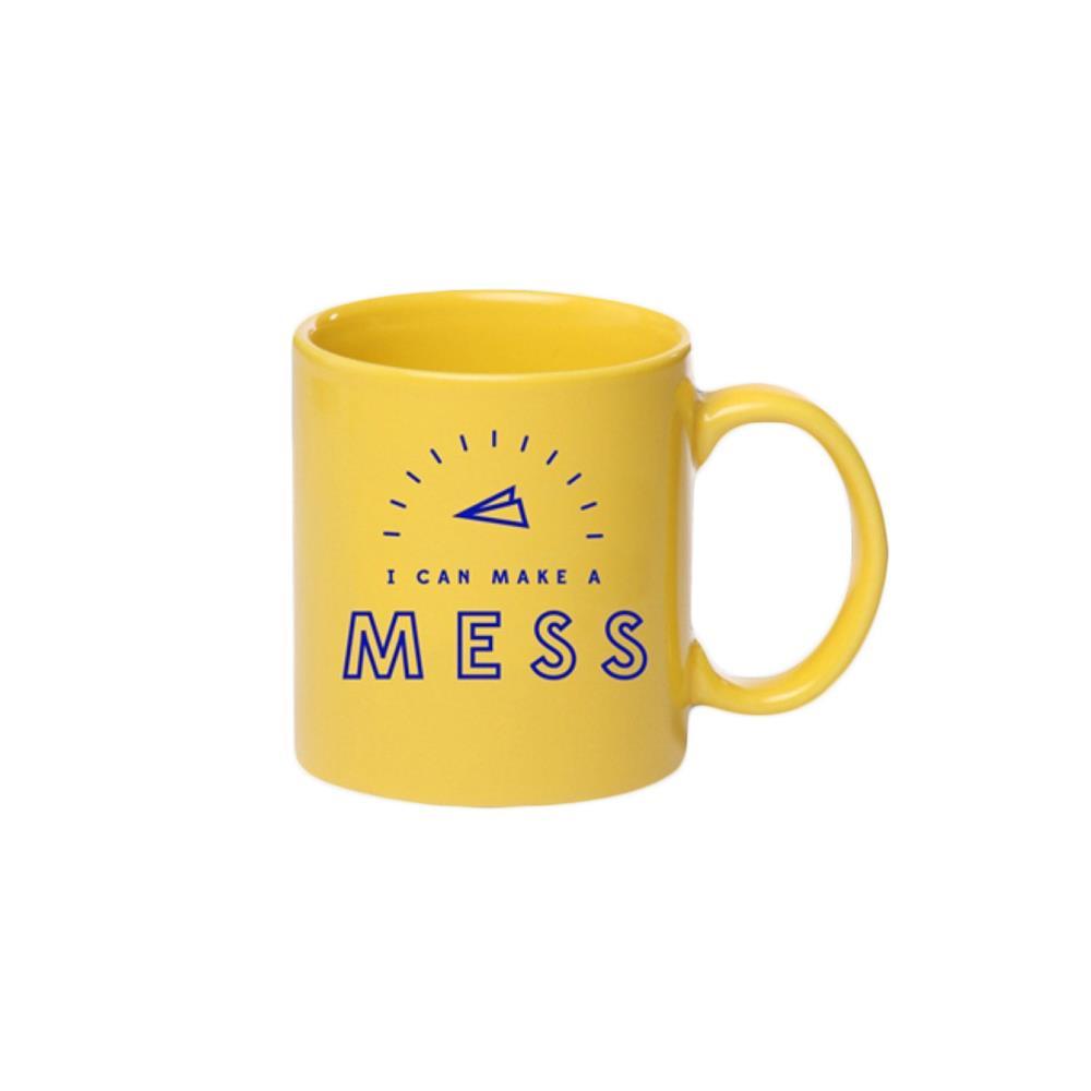 Yellow Mug