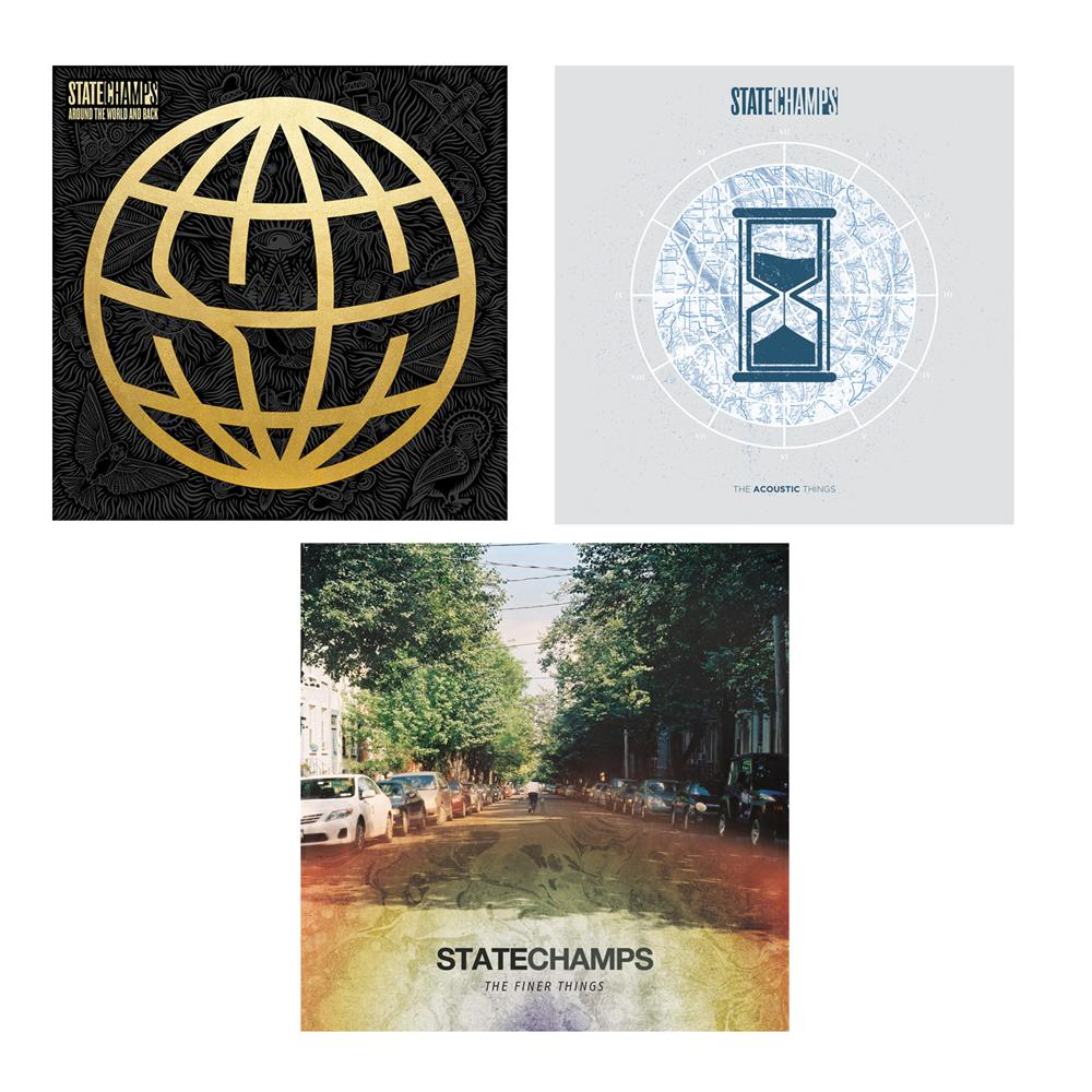 State Champs CD Collection