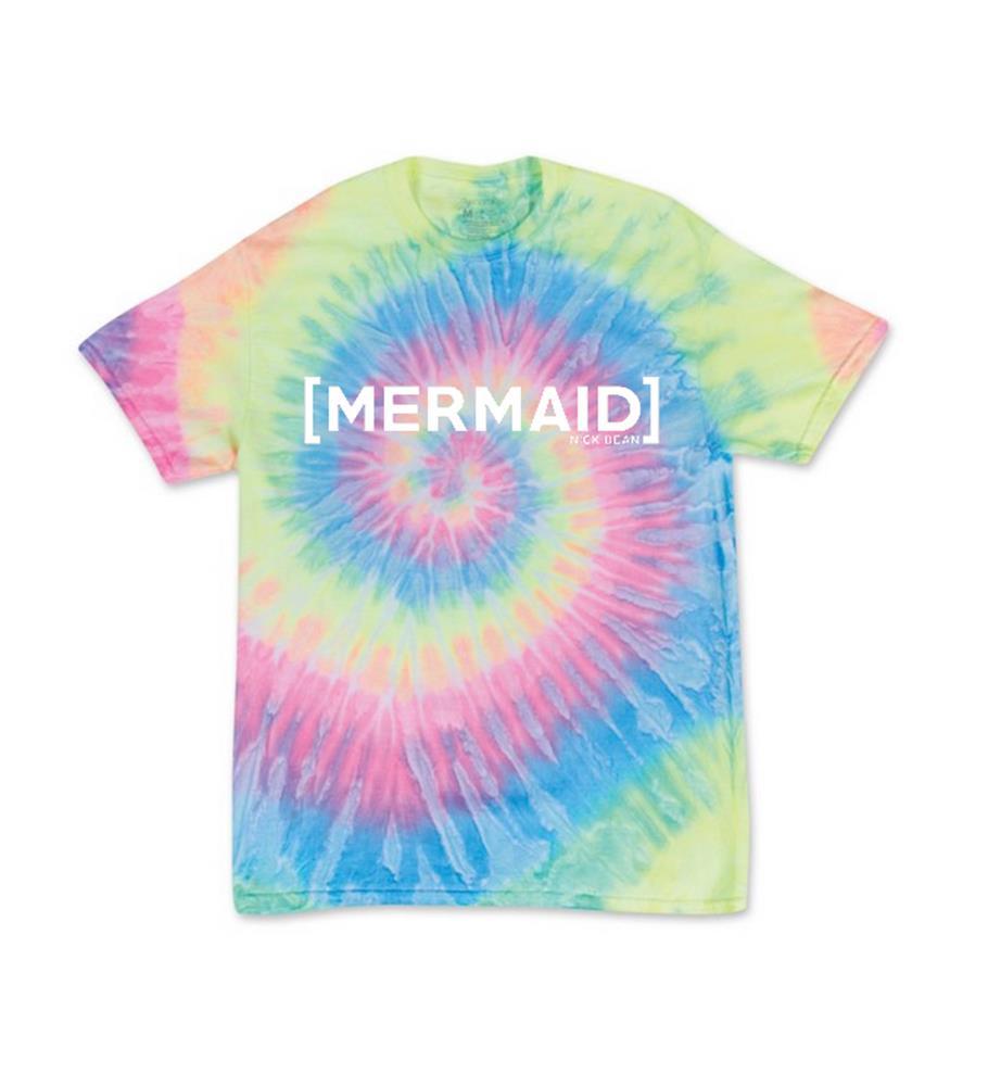 Mermaid Tie Dye