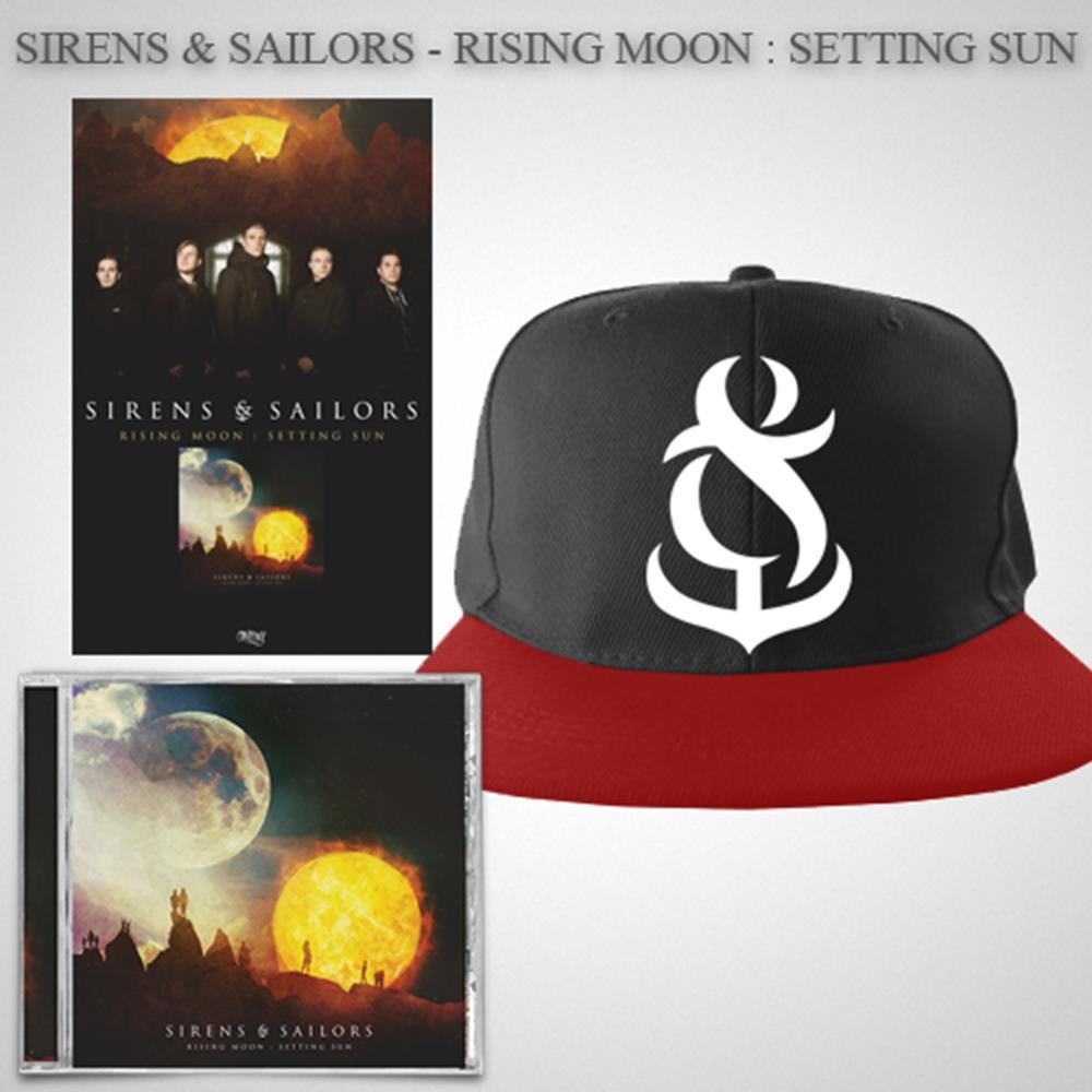 Rising Moon: Setting Sun CD + Hat + Poster + Digital Download