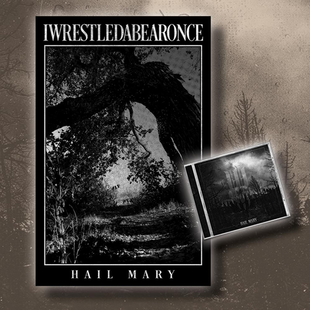 Hail Mary LIMITED Silk Screen Poster Bundle