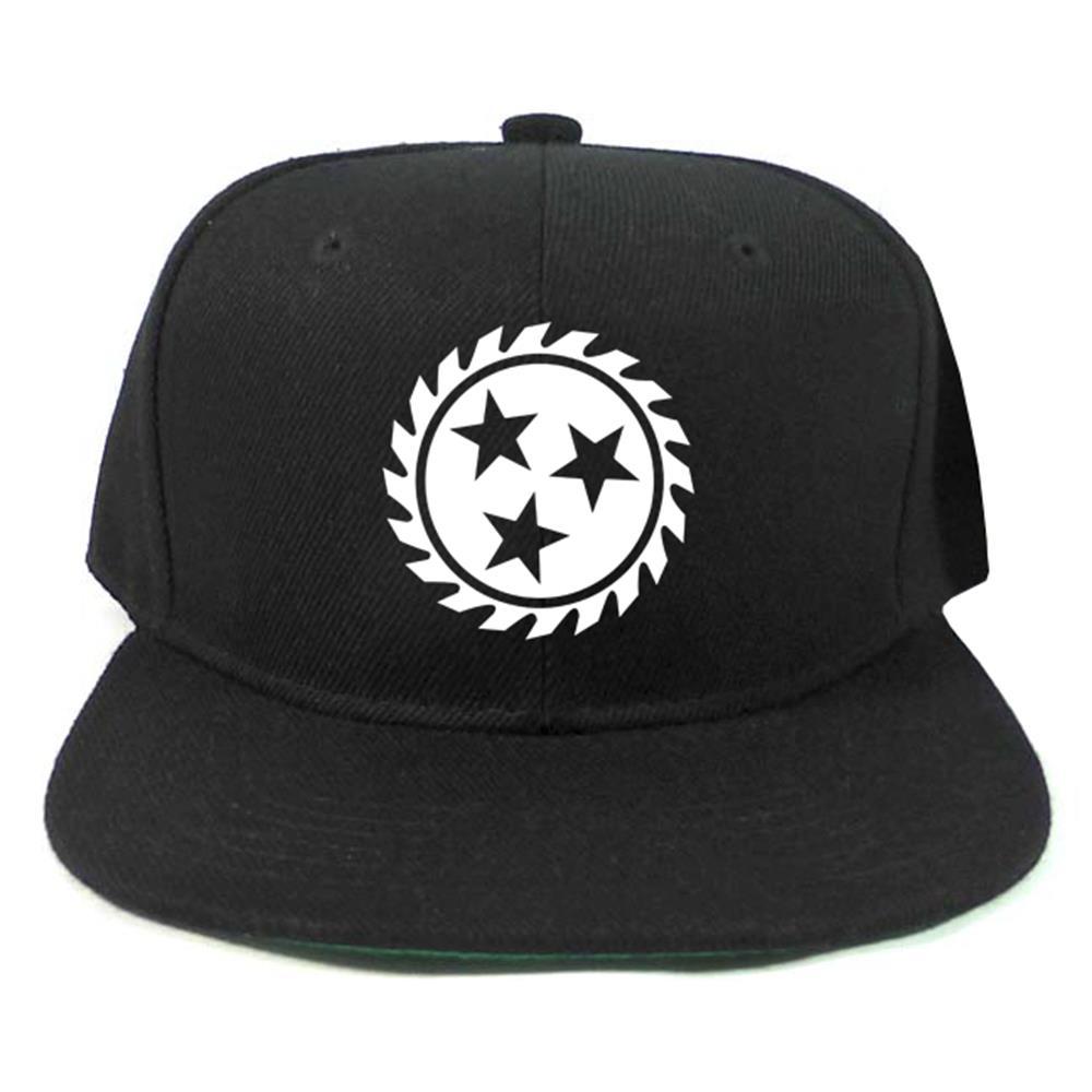 Blade Black Snapback Hat