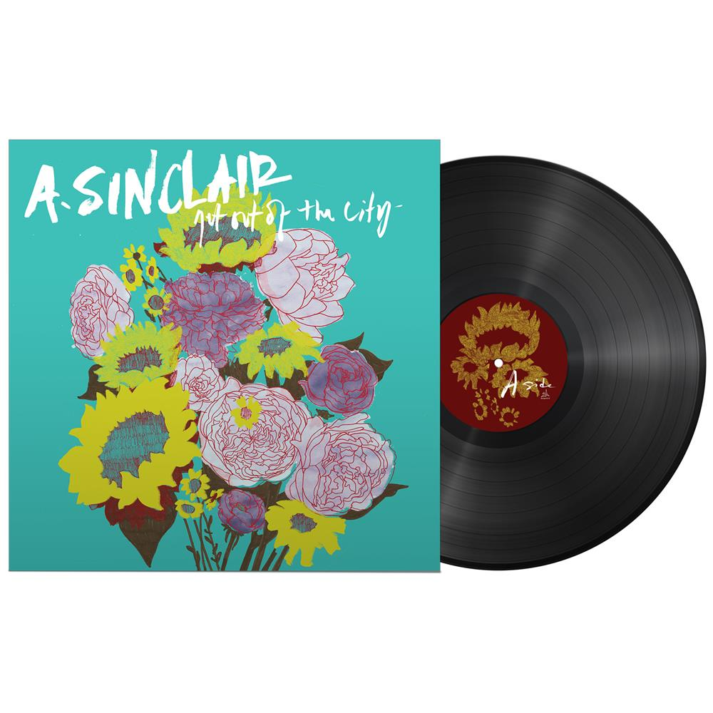 Get Out Of The City Vinyl