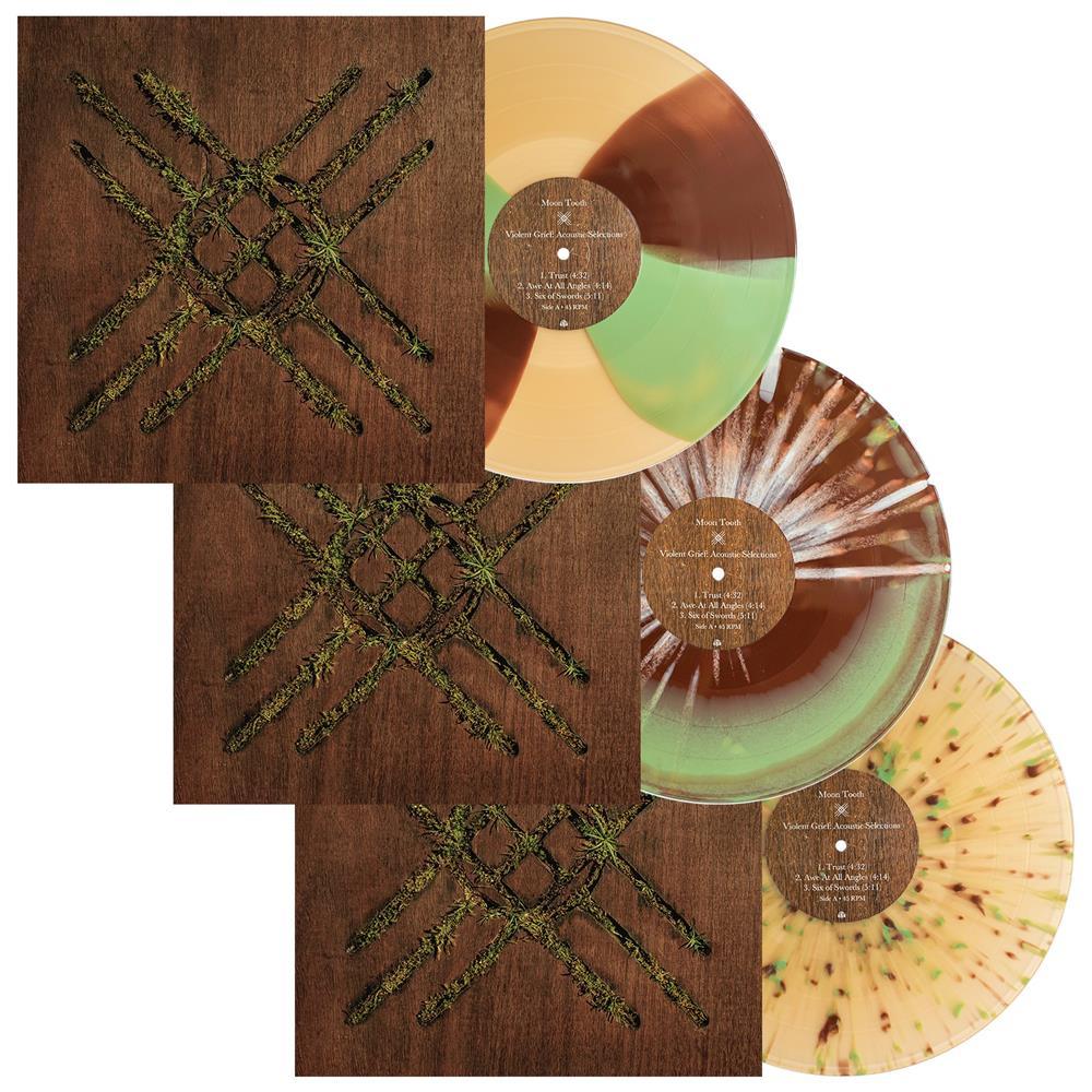 Violent Grief LP Bundle