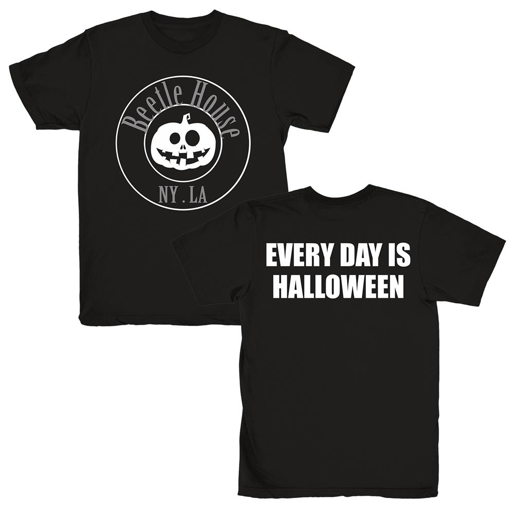 Every Day Is Halloween Black