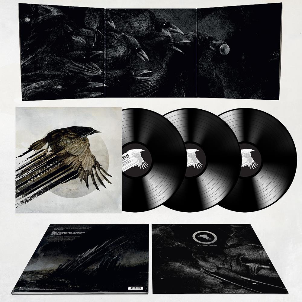 Mnemosynean Black Vinyl 3LP
