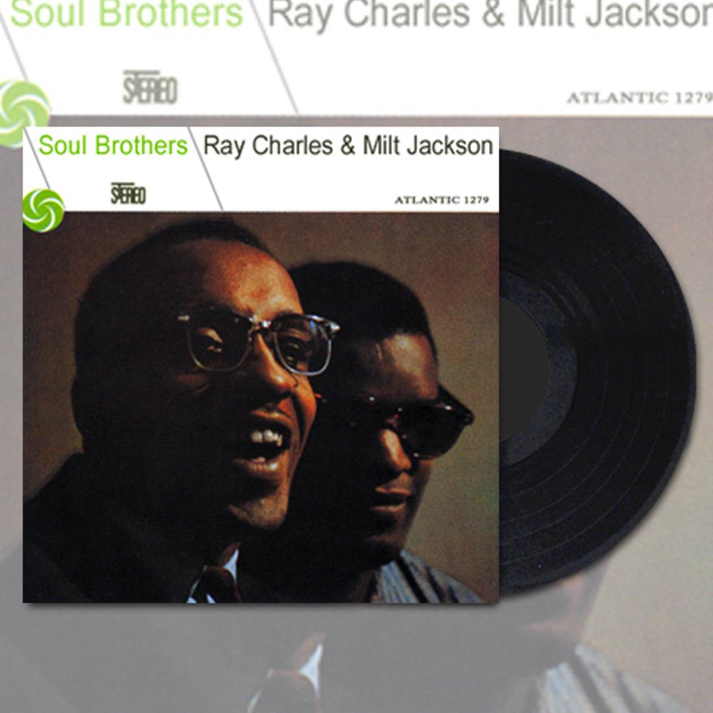 Soul Brothers Black 180 Gram LP