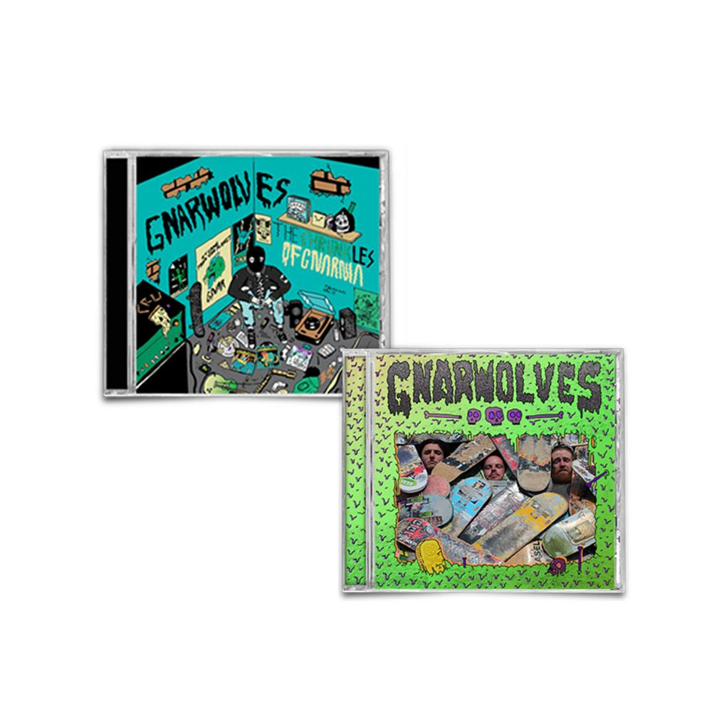 Gnarwolves CD Collection