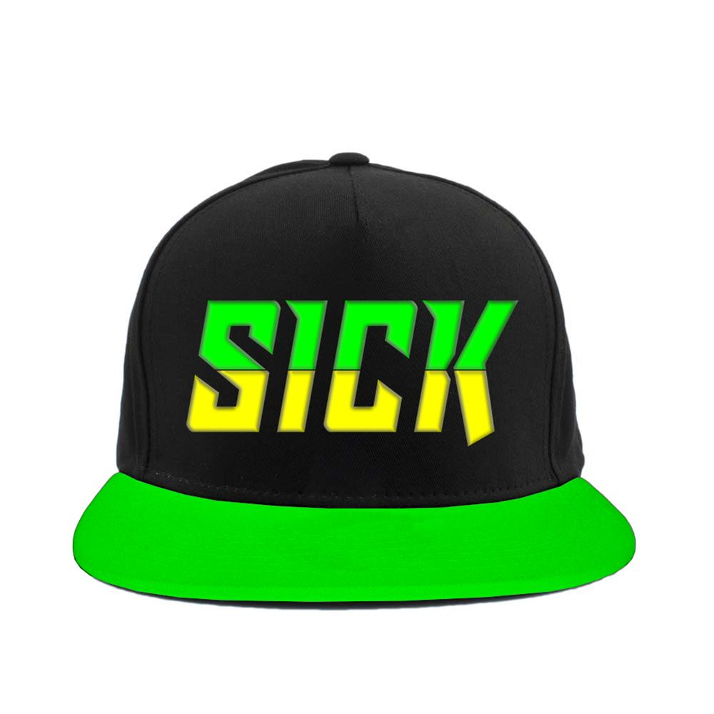 Slime Squad Lime Green/Black