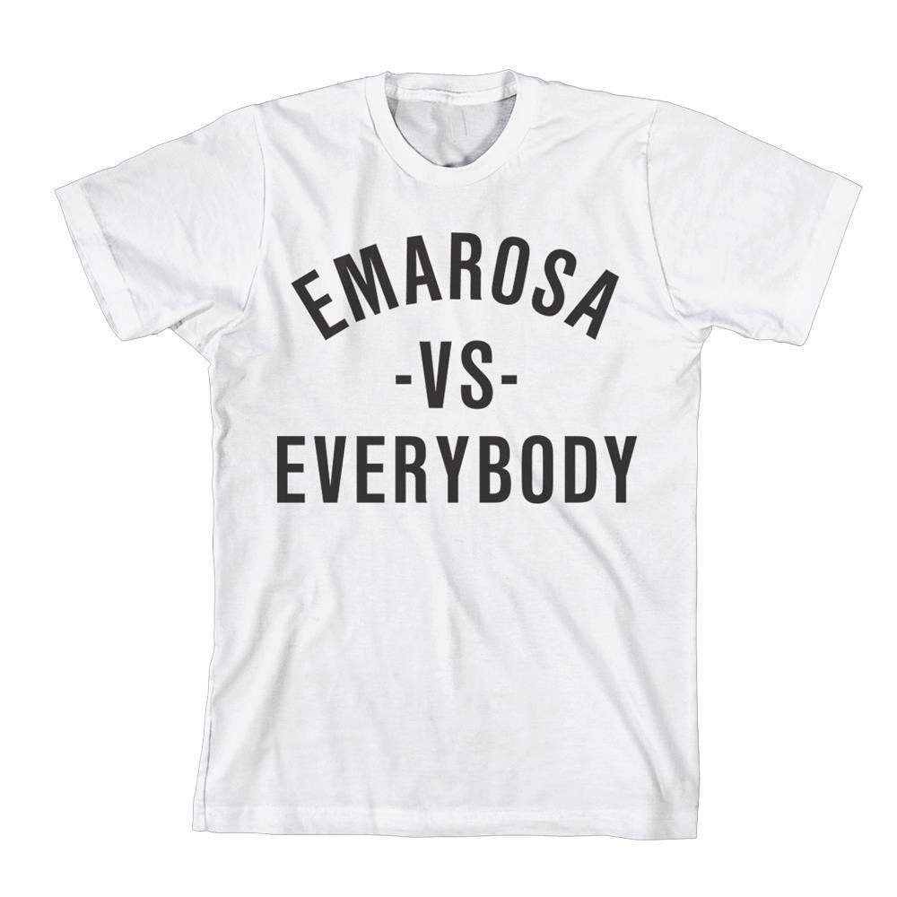 V Everybody White