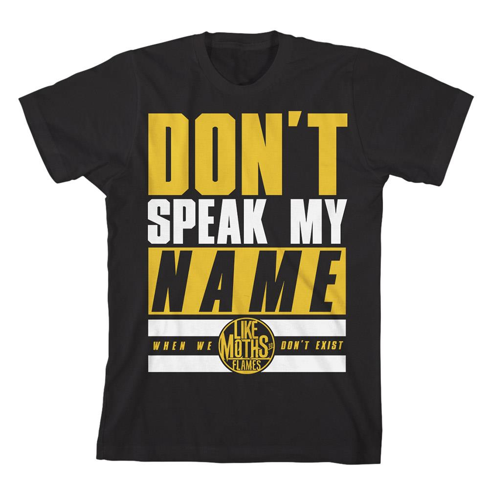 *Limited Stock* Don't Speak Black