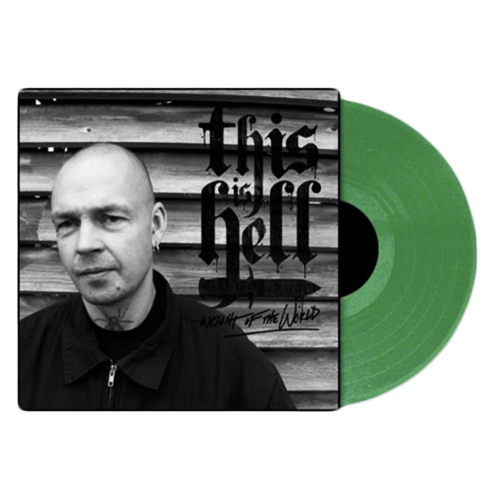 Weight Of The World Green LP