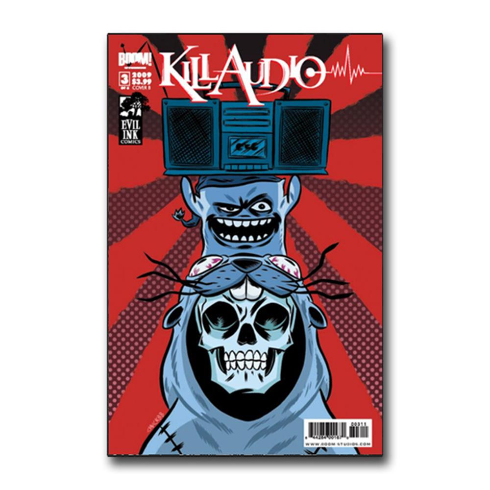 Vol 1. Issue 3, cover B