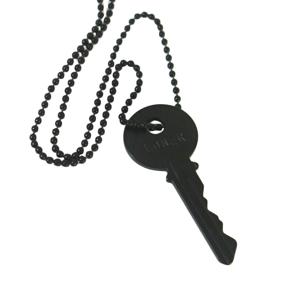 Loner Key Necklace