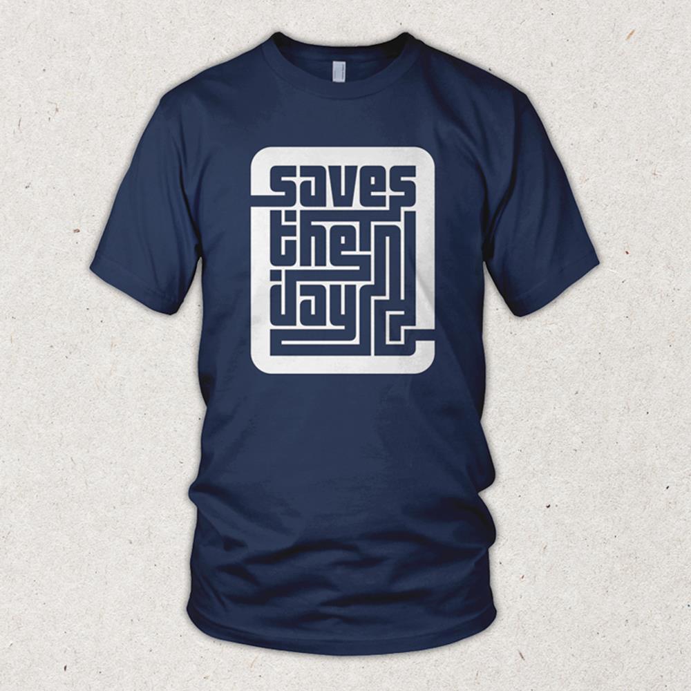 Maze Logo Navy