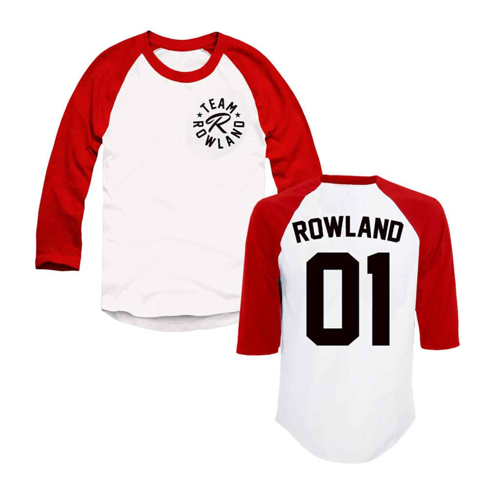 Rowland 01 Red/White