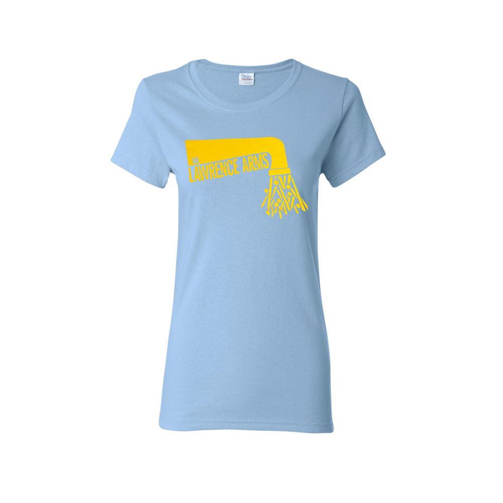 Faucet Blue Girl's T-Shirt