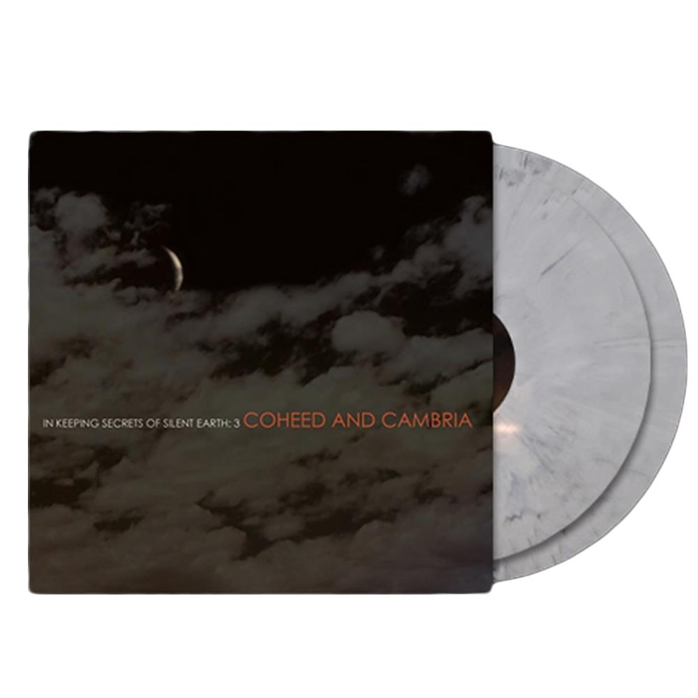 In Keeping Secrets Gray Swirl Double LP