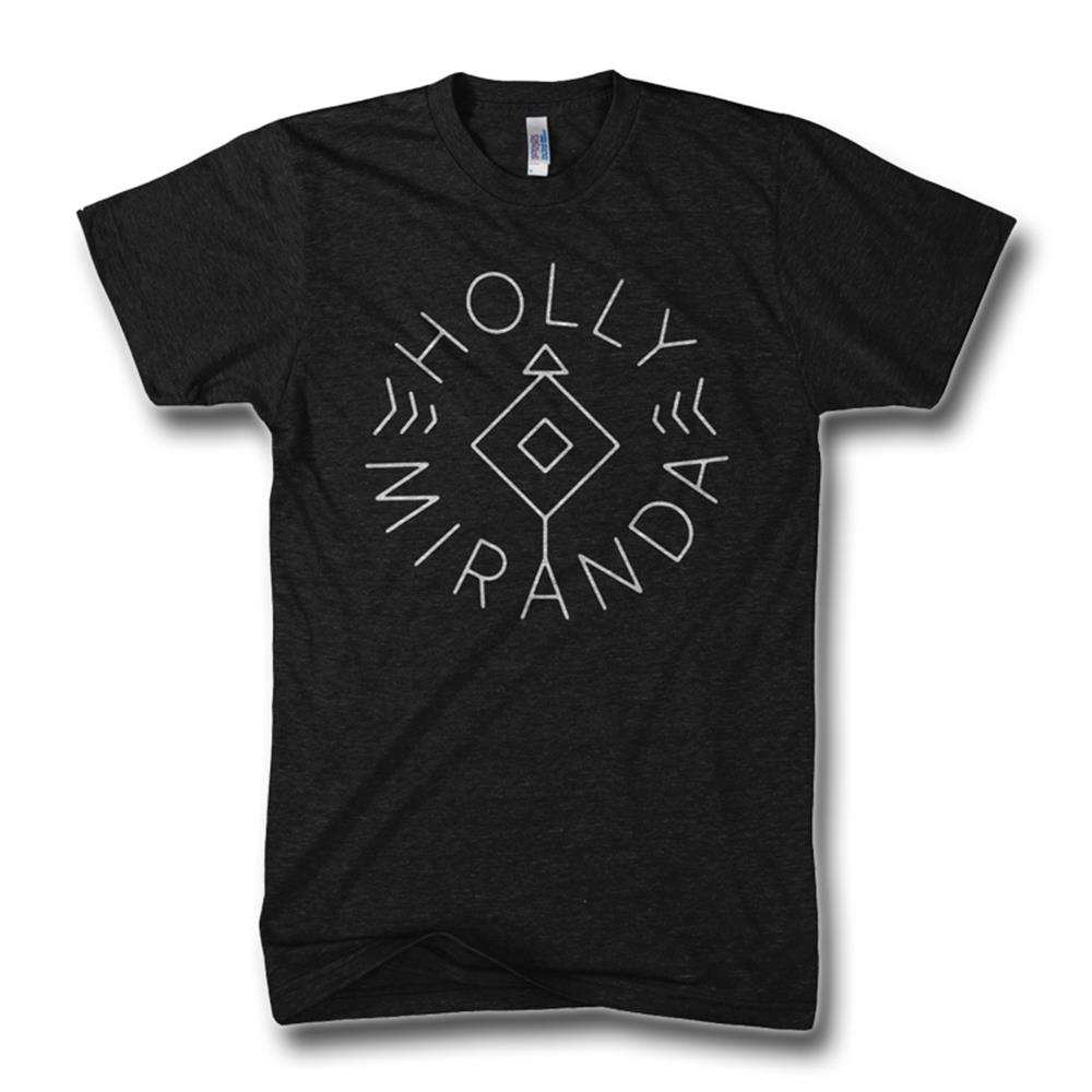 Arrow Tri-Black T-Shirt