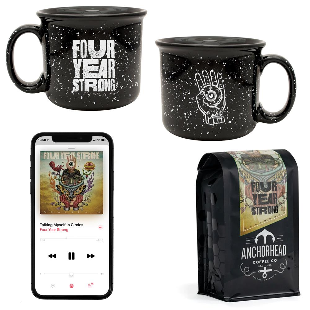 Brain Pain Coffee Bundle 1