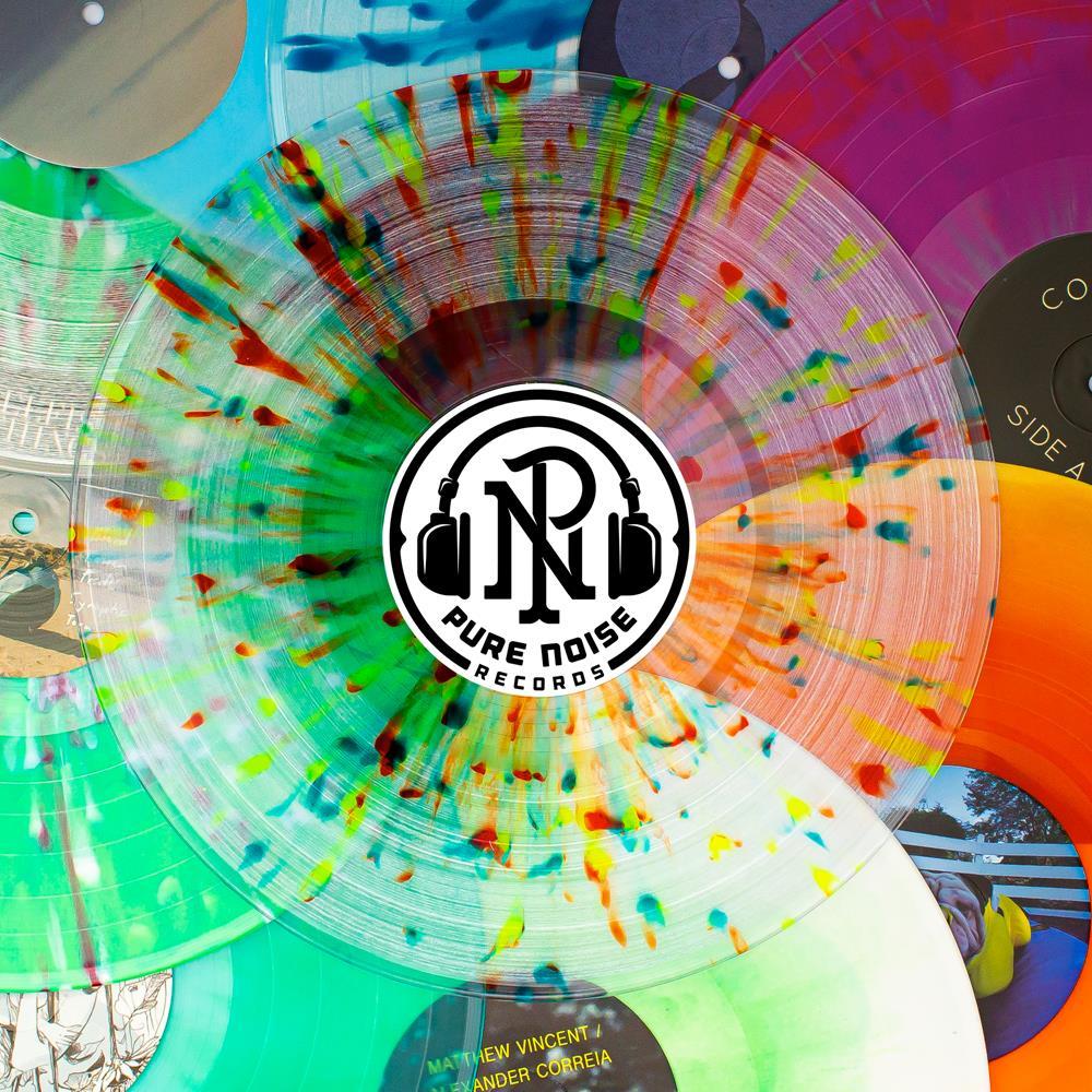 Pure Noise Vinyl Starter Pack