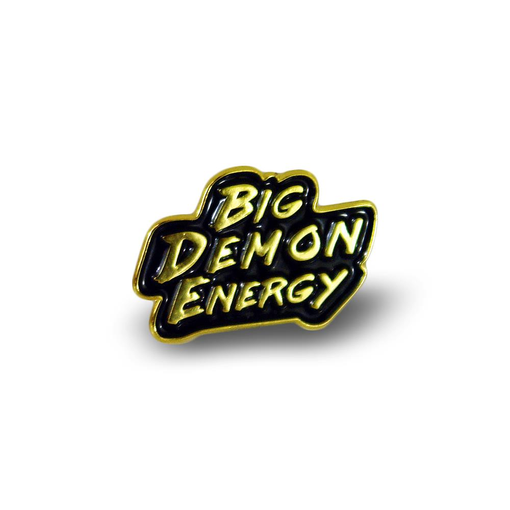 Big Demon Energy Pin