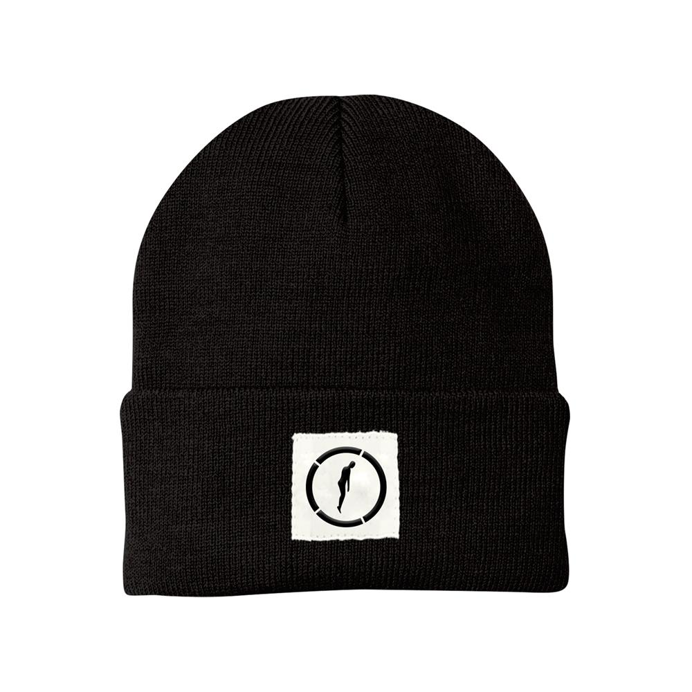 Logo Patch Black Winter