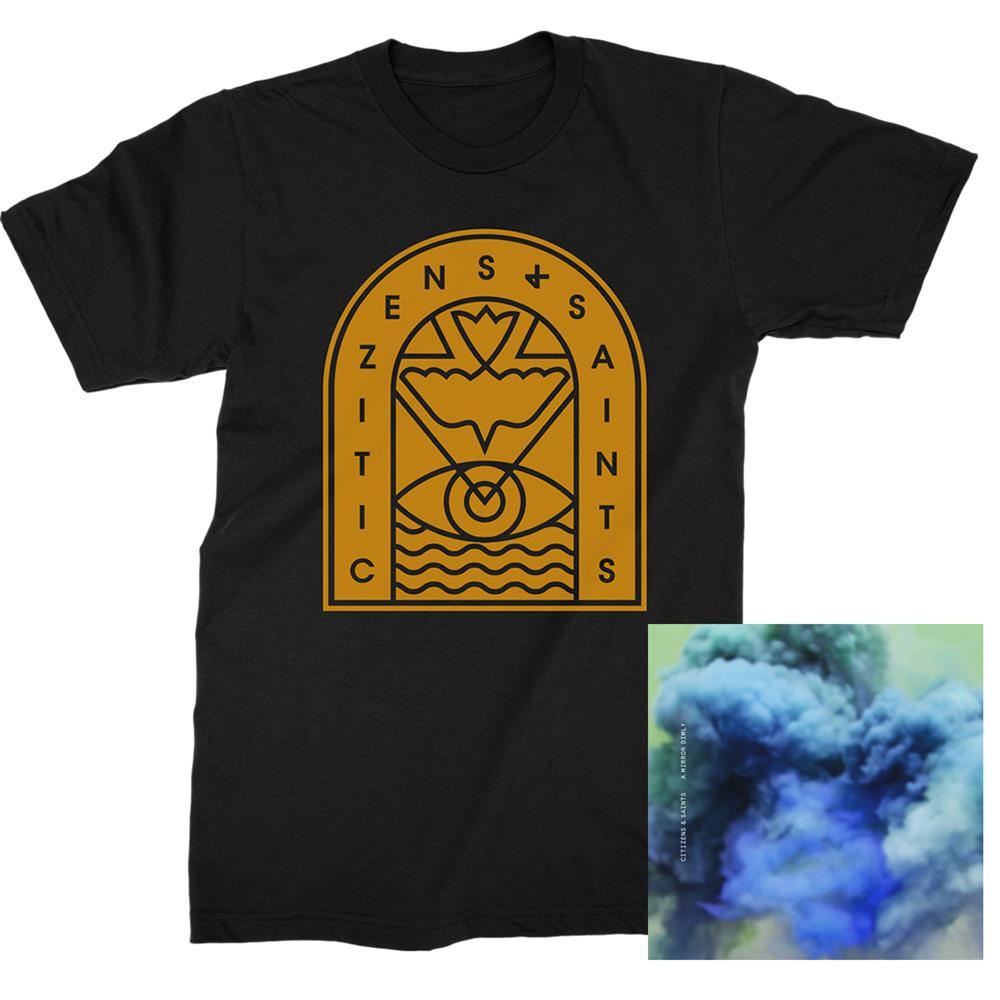 A Mirror Dimly CD/T-Shirt