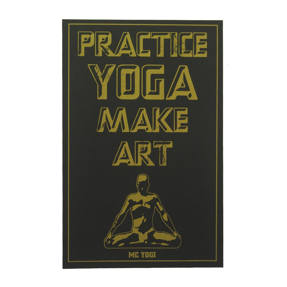 Practice Yoga Make Art
