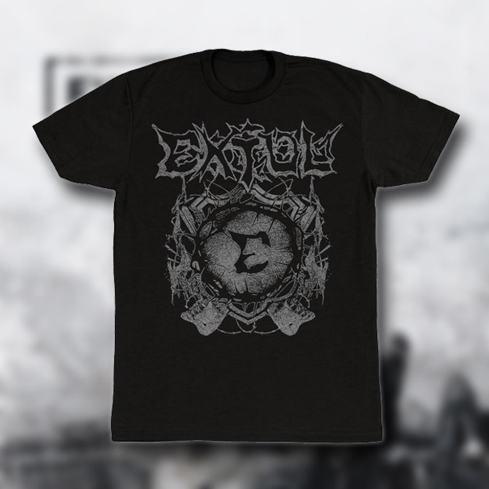 Thorns Black T-Shirt