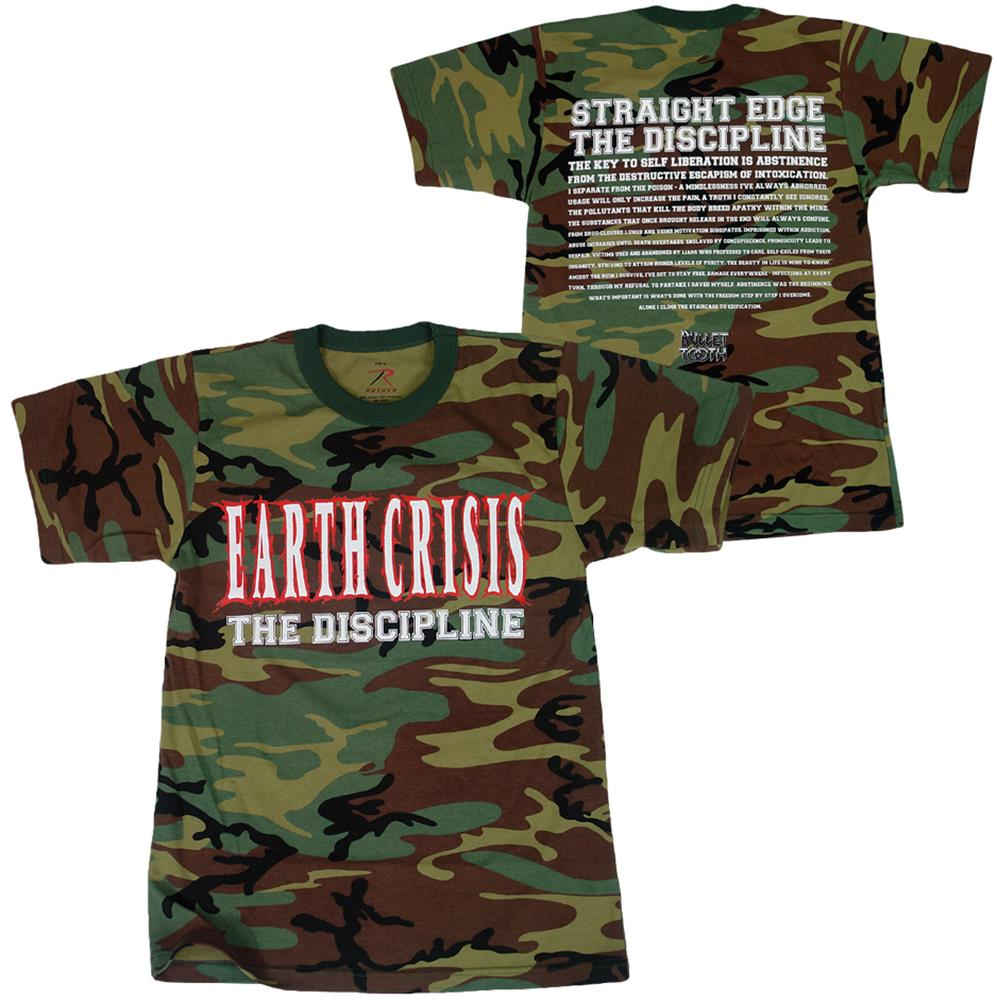 The Discipline Camo T-Shirt