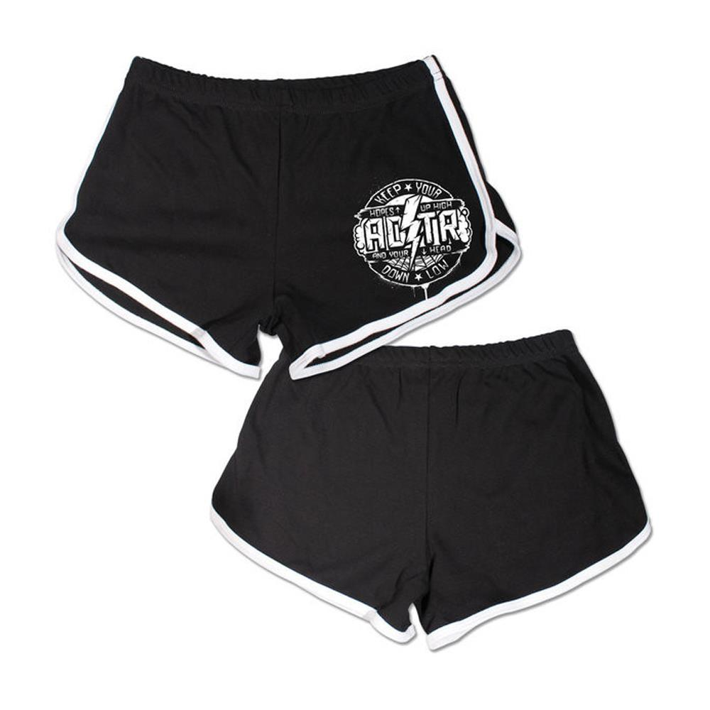 Hopes Up High Black Booty Shorts