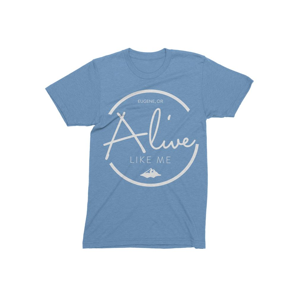 Mountain Heather Athletic Blue T-Shirt