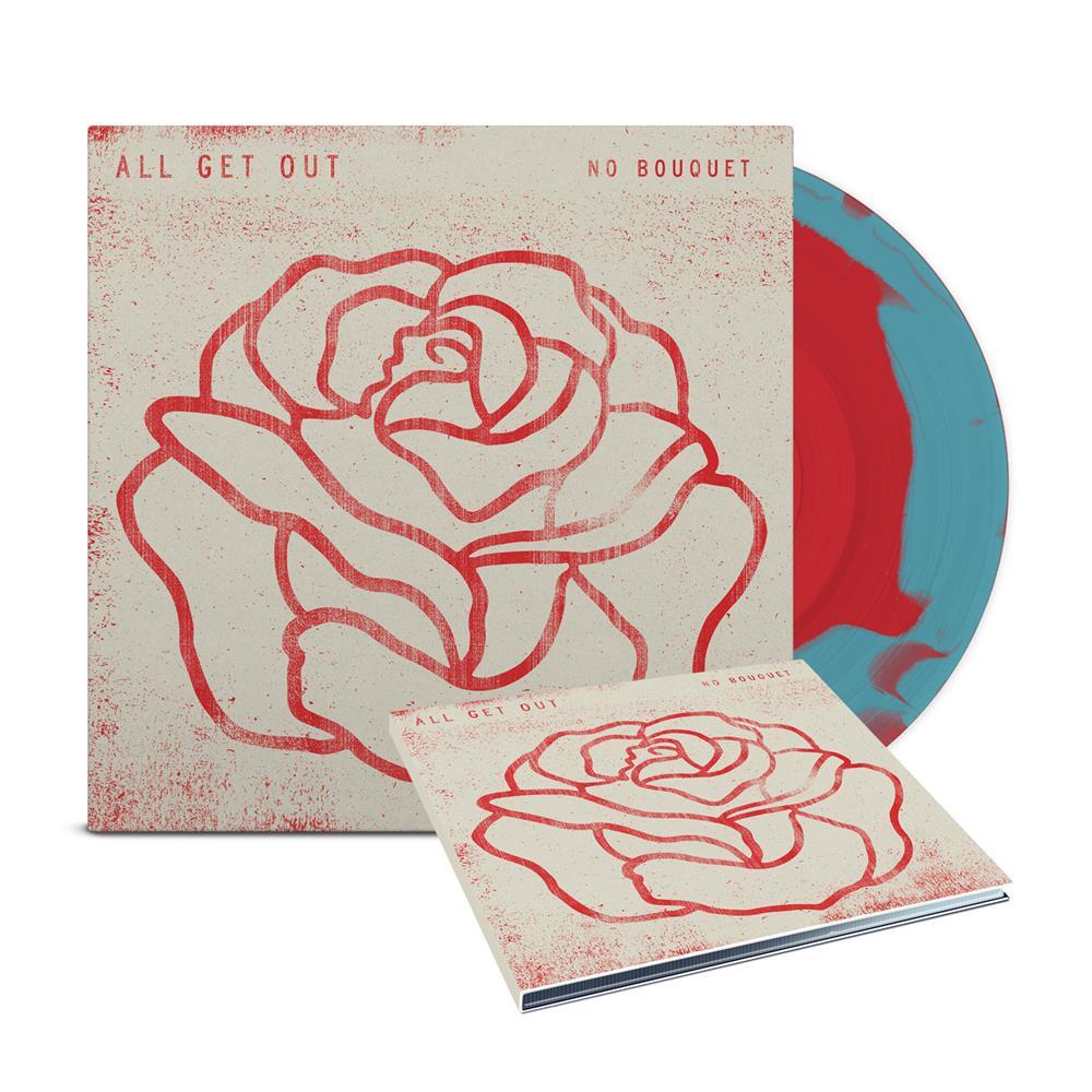 No Bouquet CD + LP