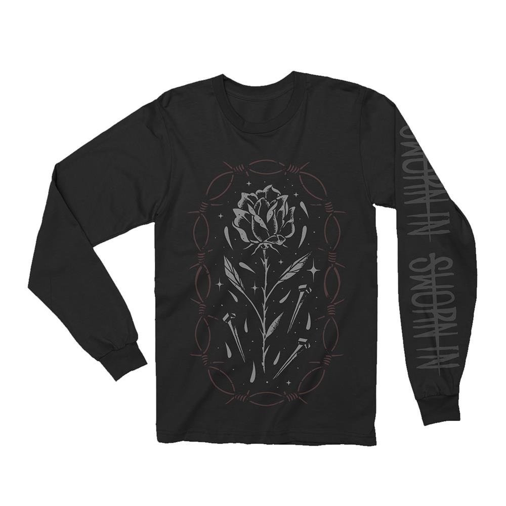 Rose / Thorns Black