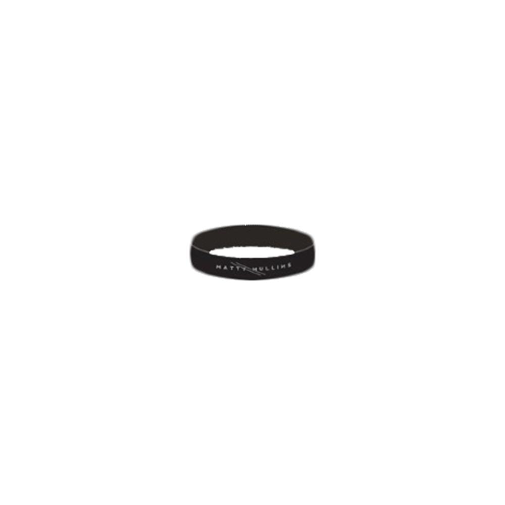 Logo Black Wristband