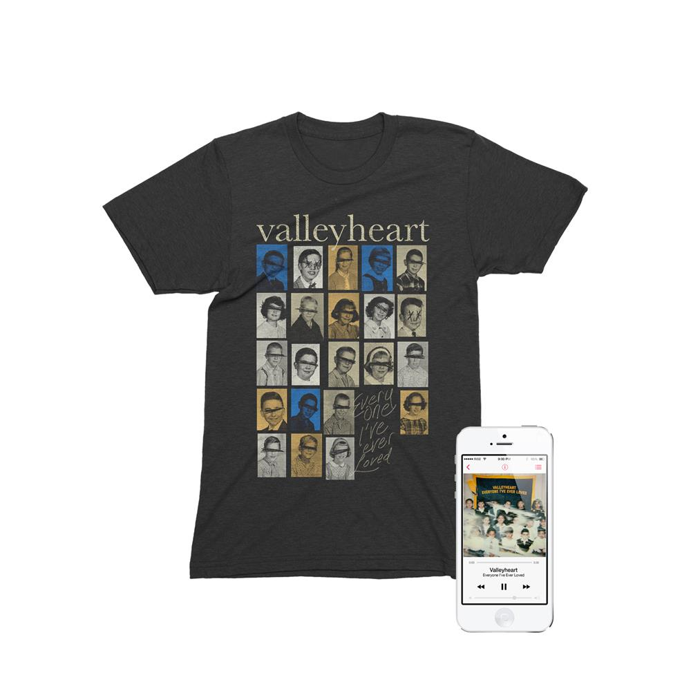Everyone I've Ever Loved Tee + Digital Download
