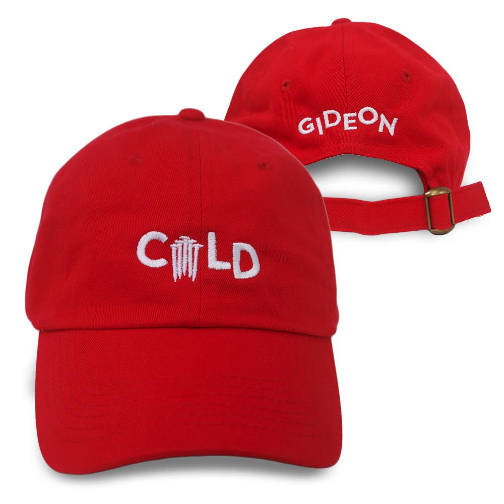 Cold Red Dad Hat