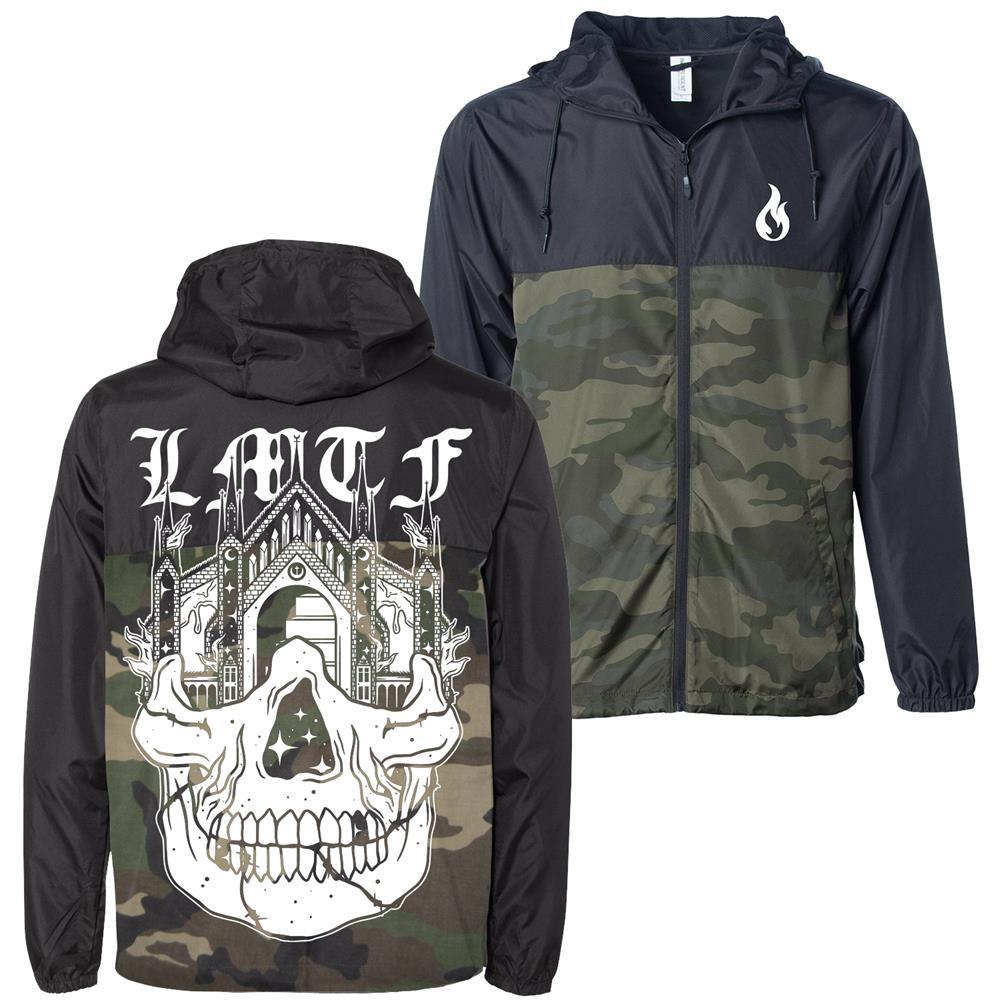 Skull Black/Camo
