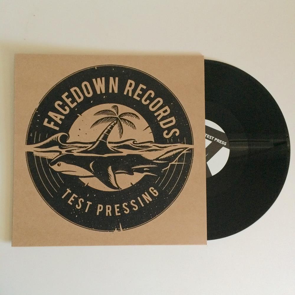 I Am Undone Test Press Vinyl 2Xlp