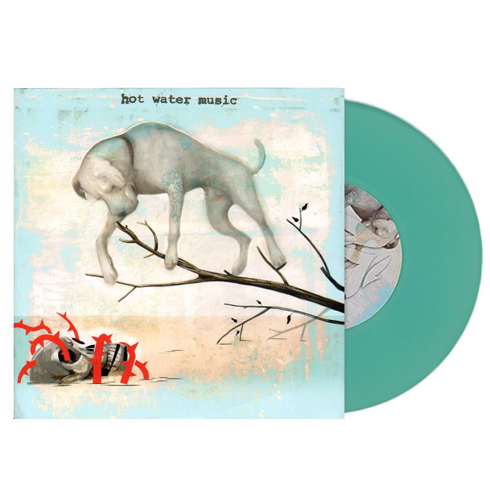 The Fire The Steel The Tread Clear Light Blue 7 Inch Vinyl