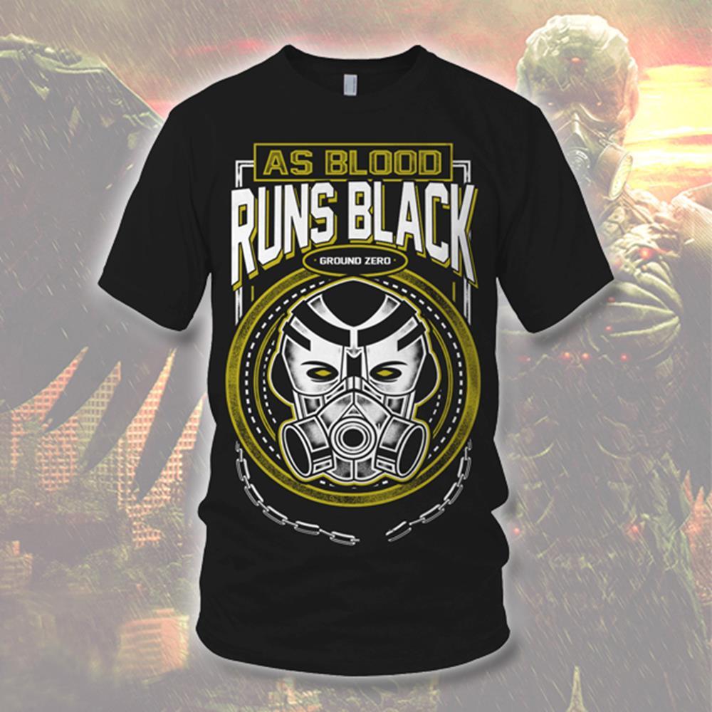 Bane Black T-Shirt