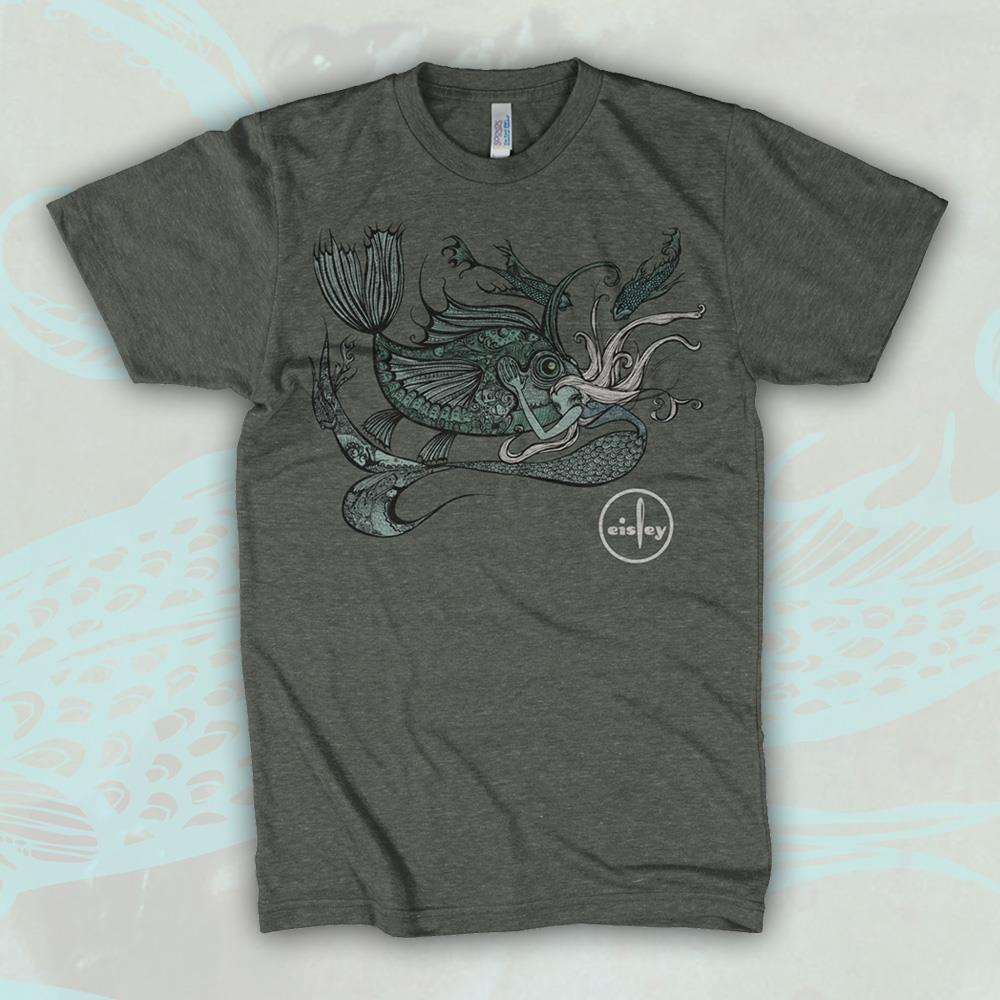 Currents Charcoal Grey T-Shirt