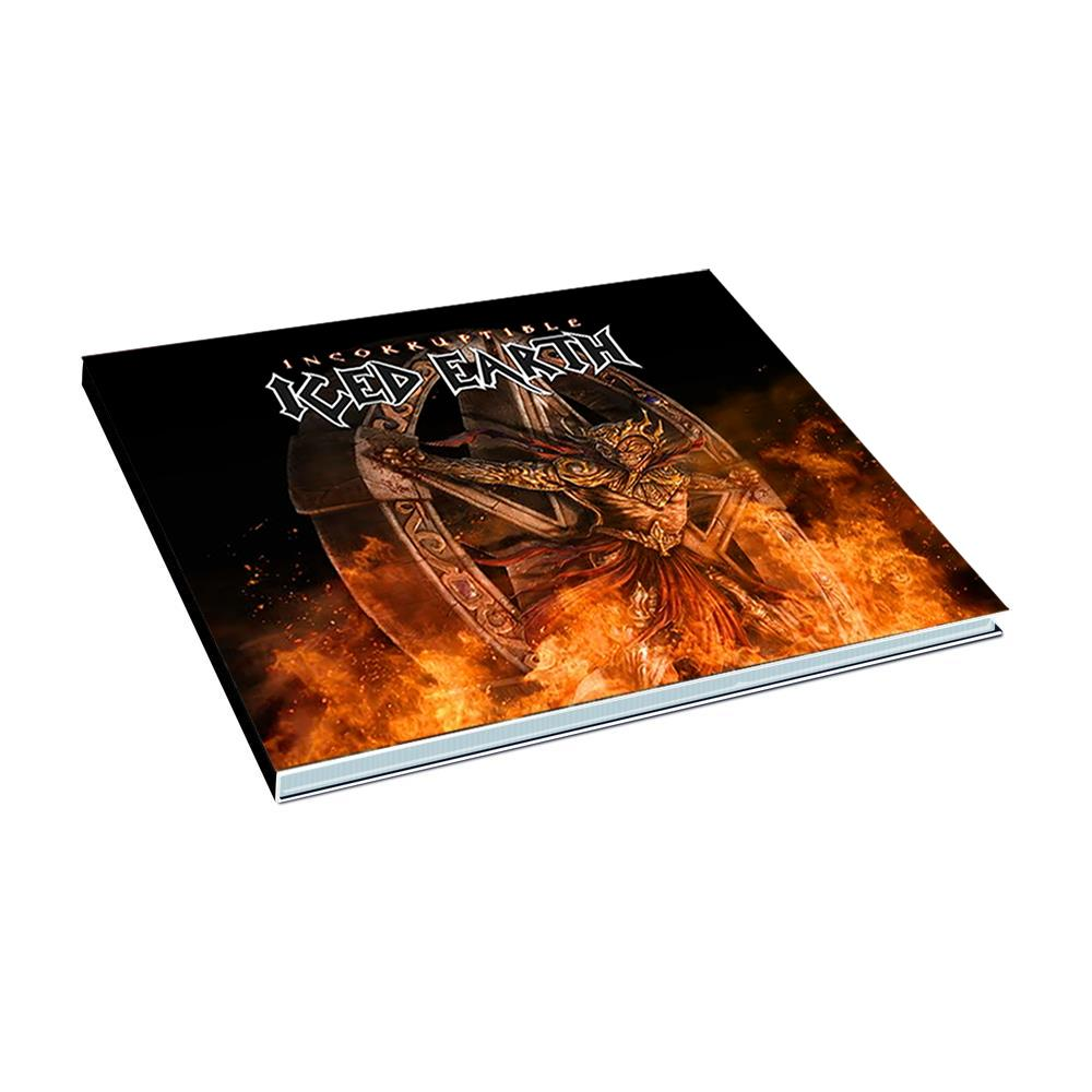Incorruptible  Digipak