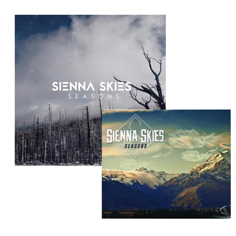 Sienna Skies - Seasons Deluxe Edition Digital Download + Seasons CD