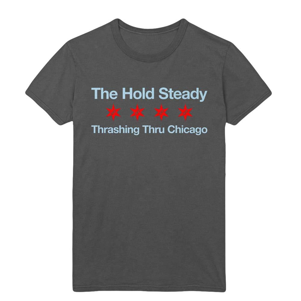 Thrashing Thru Chicago Grey