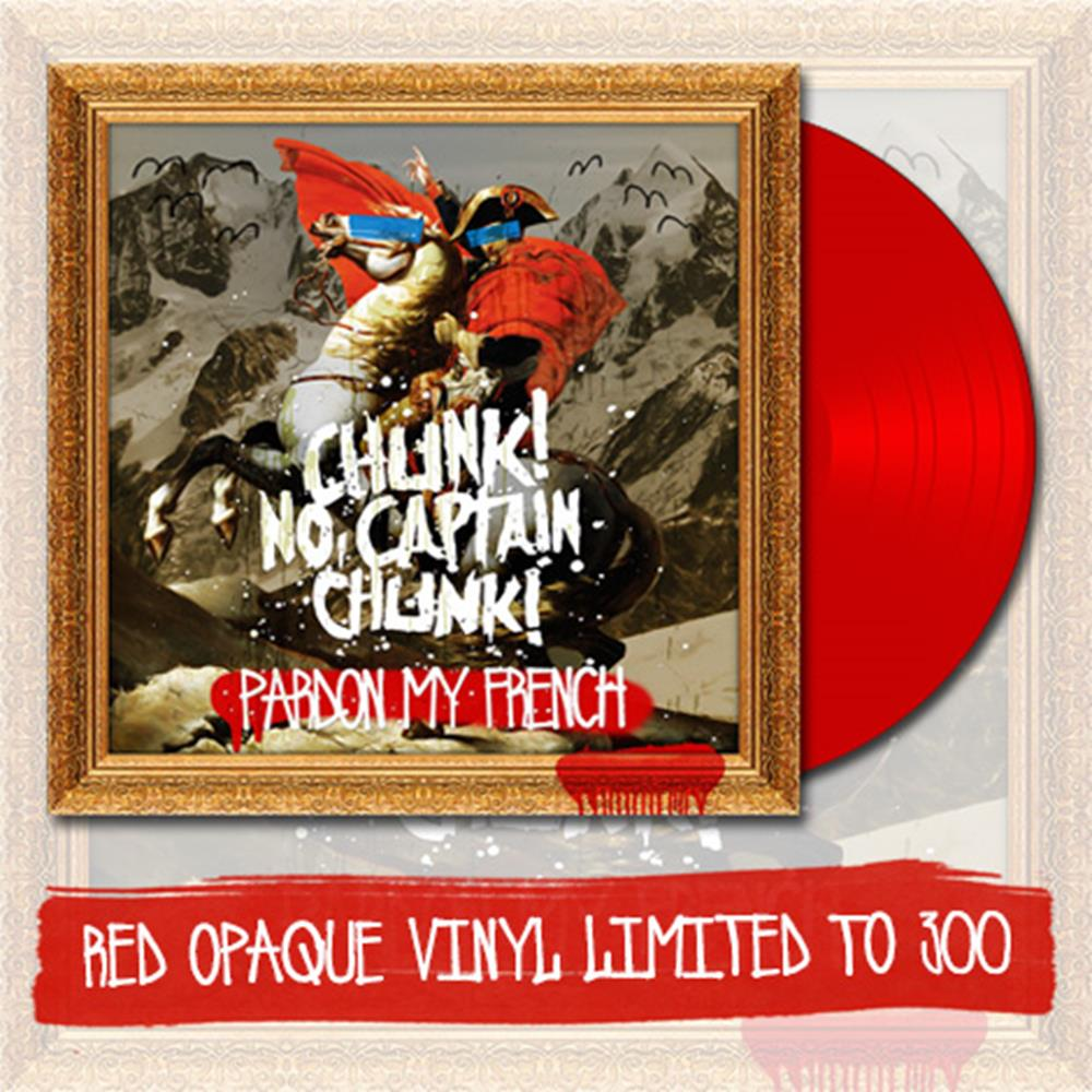 Pardon My French Opaque Red LP