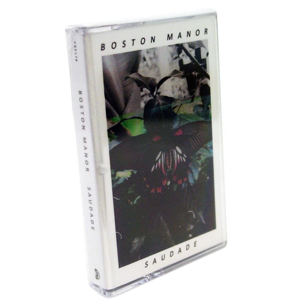 Saudade White Cassette
