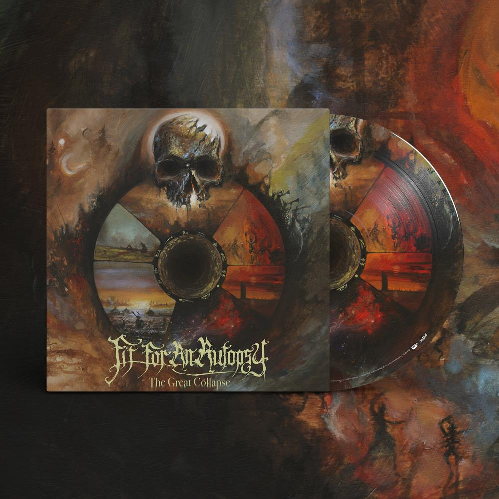 The Great Collapse Picture Disc