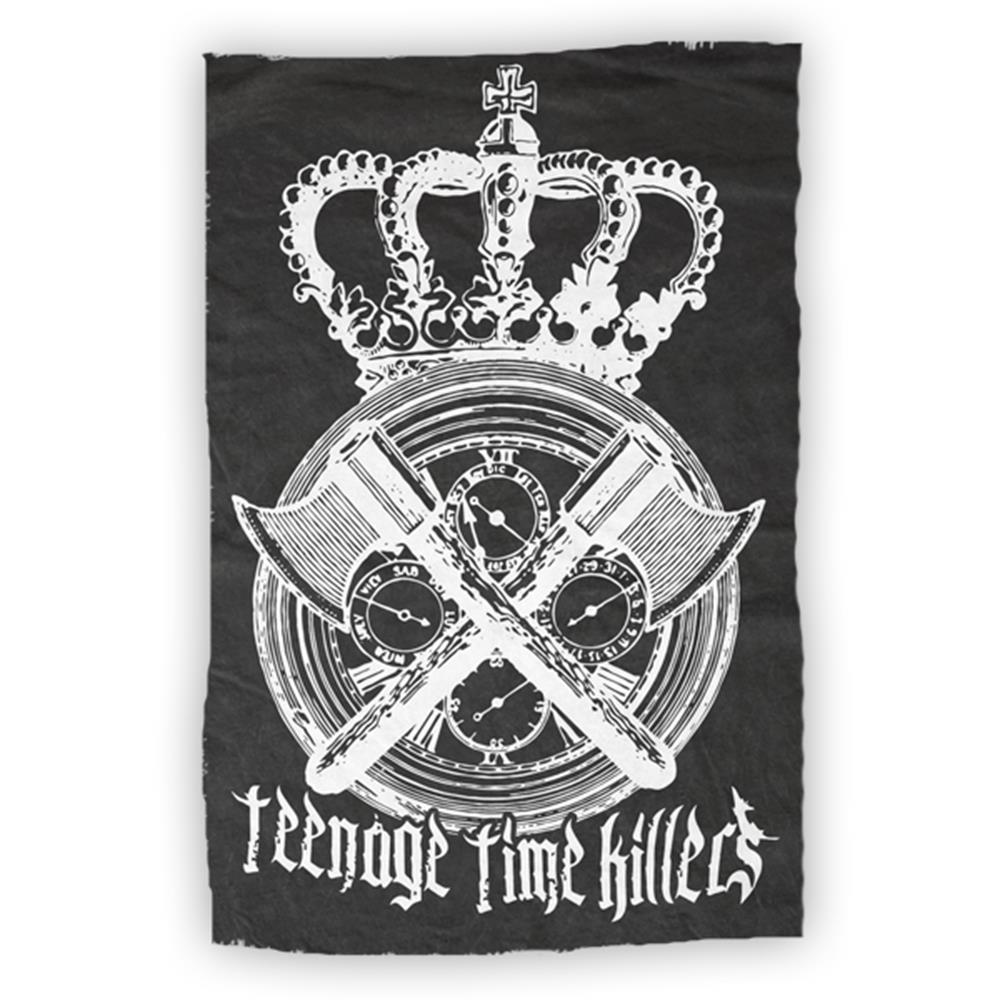 Teenage Time Killers Back Patch 13